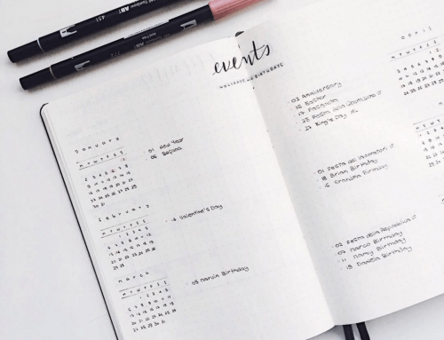 BULLET JOURNAL, PARA UNA VIDA MÁS PRODUCTIVA
