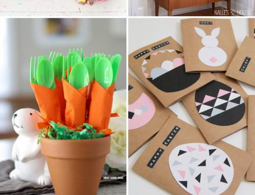 5 DIY para celebrar la Pascua