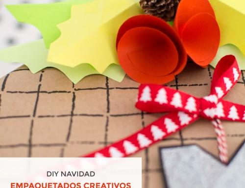 EMPAQUETADOS DE NAVIDAD CON SCOTCH ®